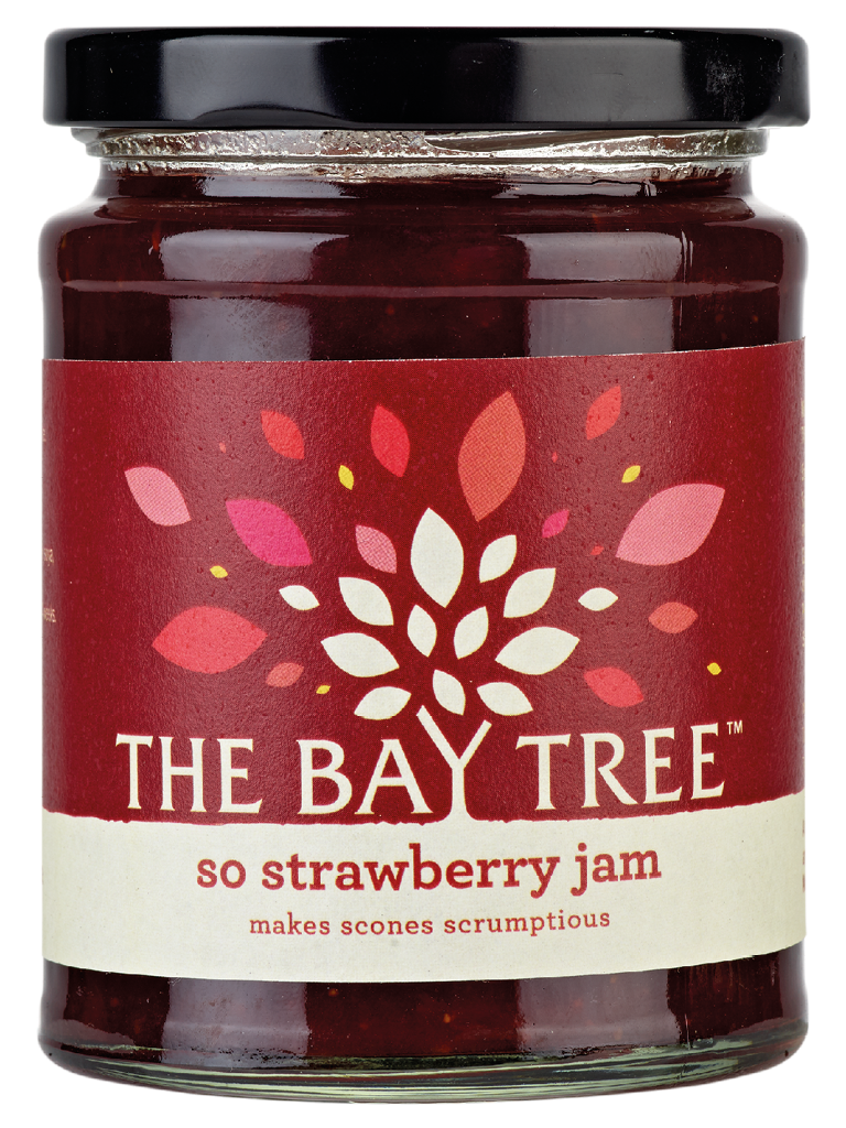 So Strawberry Jam
