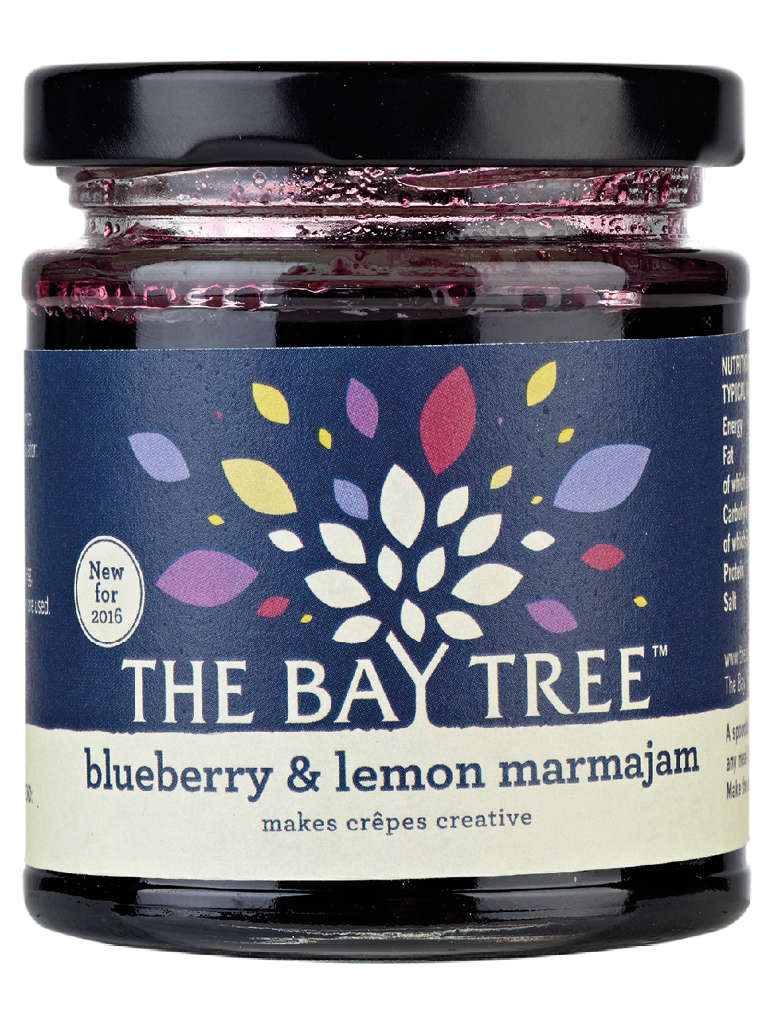 Blueberry & Lemon Marmajam