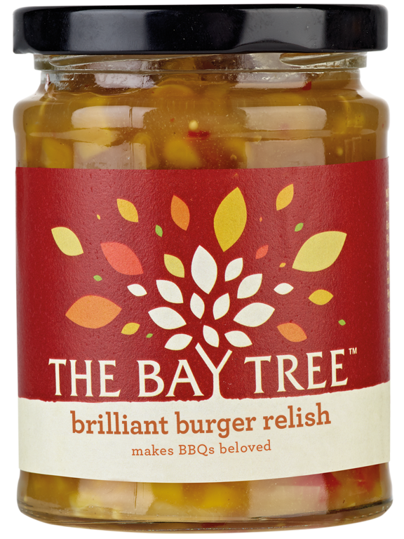 Brilliant Burger Relish