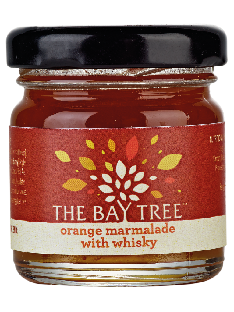 Whisky Marmalade - Single Serve
