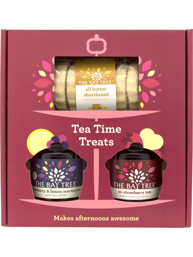 Tea Time Treats Gift Pack