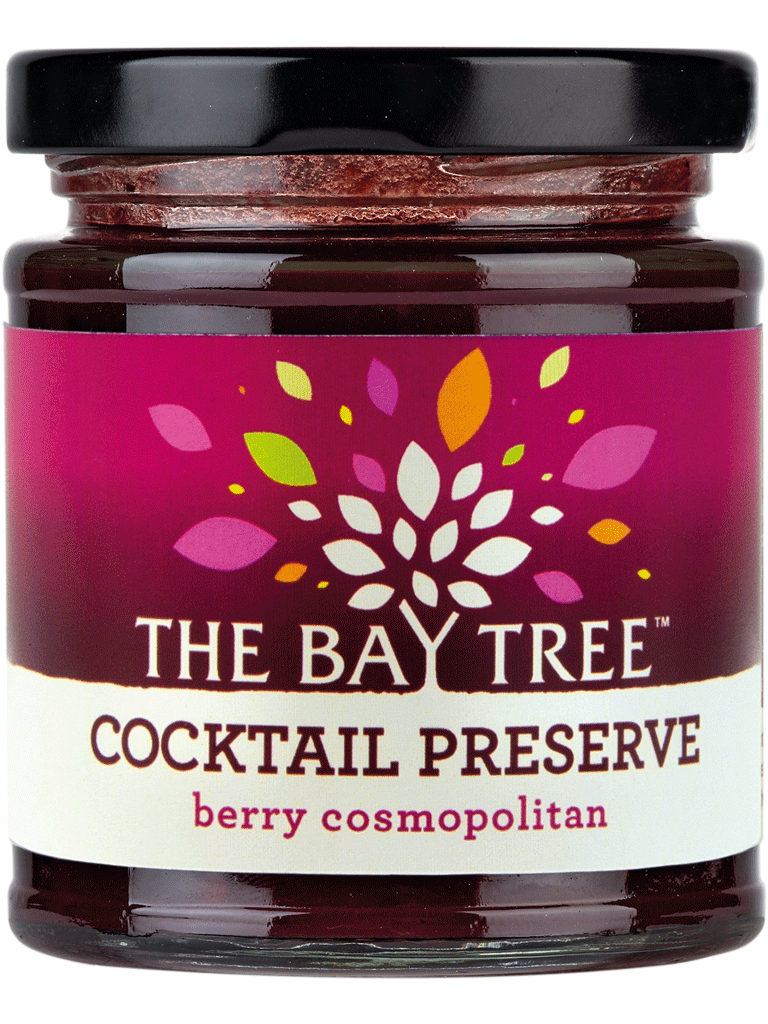 Berry Cosmopolitan Cocktail Preserve